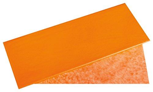RAYHER - Papel de seda (50 x 75 cm), color naranja