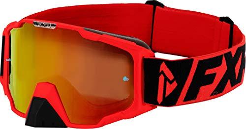 FXR Maverick MX Goggle (RED)