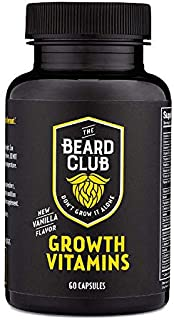 beard club pills