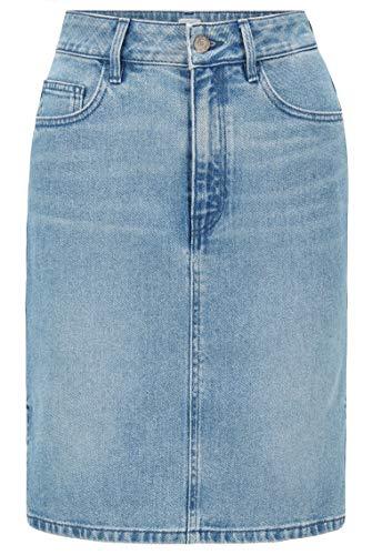 BOSS J90 Elgin Falda, Azul (Bright Blue 430), Talla Única (Talla del Fabricante: 31) para Mujer