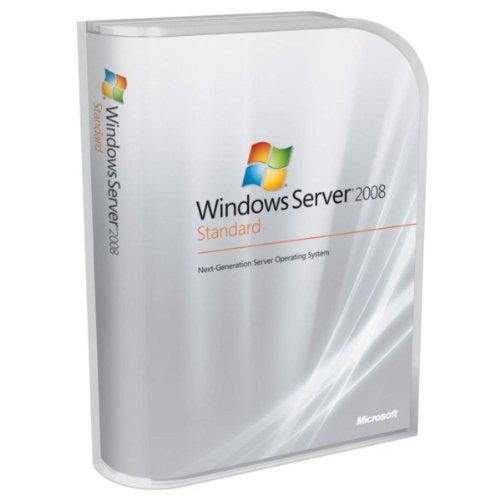 Windows Server CAL 2008 English 1 Pk DSP OEI 5 Clt User CAL (PC) [Import anglais]