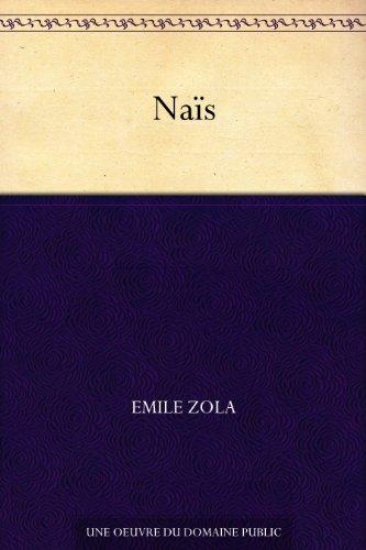 Couverture du livre Naïs