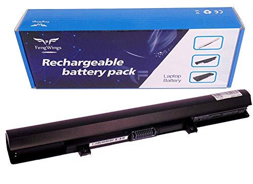 FengWings PA5185U-1BRS PA5184U-1BRS PA5186U-1BRS - Batería para portátil Toshiba Satellite E45-B L50-B C50-B C50D-B C55-B L55-B (14,8 V, 2800 mAh/45Wh)
