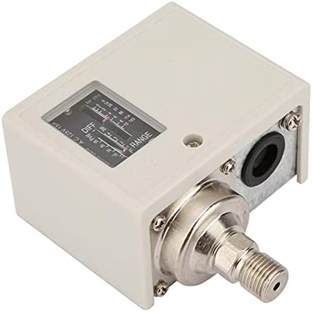 Electronic G1 4'' Charlotte Mall Pressure Control Pump Water Air Compres In stock Switch