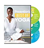 Best Yoga Dvds - Prevention Best of Yoga DVD: Tone, Stretch, Breath Review