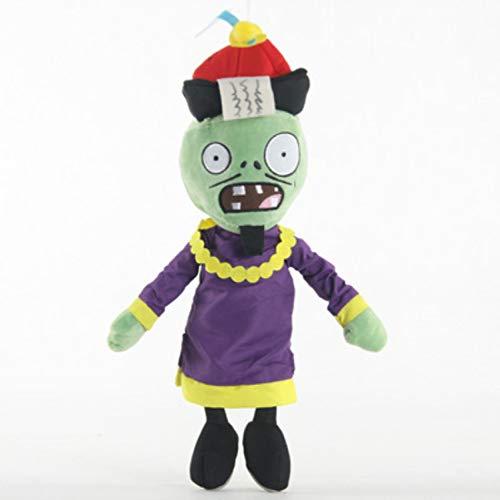 Piante Vs.Peluche Zombie Doll 30Cm, Magic Rune Zombie Doll