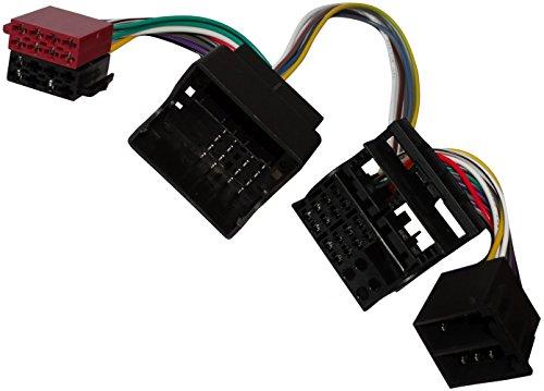 Aerzetix: Câble - Faisceau - Autoradio - pour - KML -Kit Mains Libres - pour - Auto - Voiture - C12393