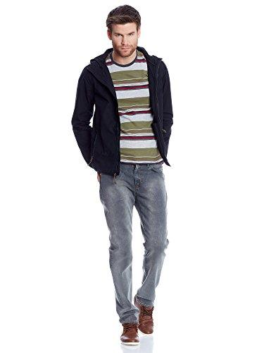 Levi's 511 Slim Fit Jeans, Grigio (Antracite 1331), 27W / 32L Uomo