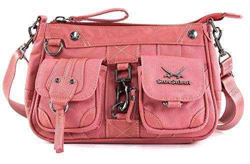 Sansibar Calima Zip Bag Rose