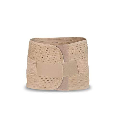HELIALTH Rückenbandage Rückengurt - Hochwertige Rückenstütze - Abnehmbare Lordosenstütze zur Linderung von Rückenschmerzen,Khaki,XL