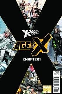 X-men Legacy #245 2nd Printing Variant