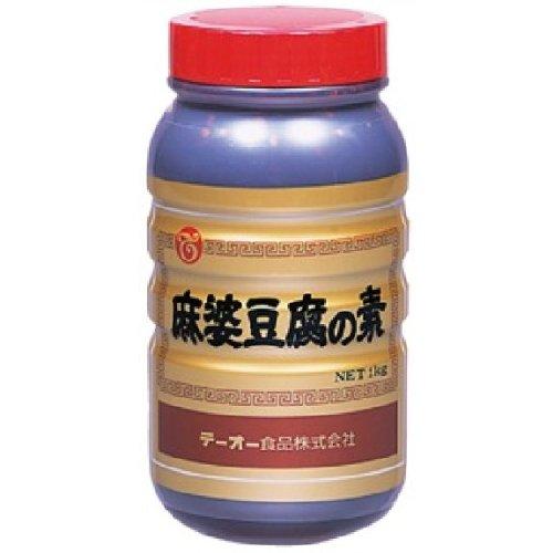 テーオー食品 テーオー 麻婆豆腐の素 1kg
