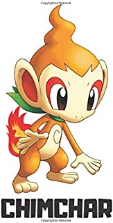 Chimchar: Pokemon Notebook, Chimchar Notebook, Pokemon Go, Best For Kids, Journal, Diary (110 Pages, Blank, 6 x 9)