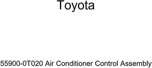 Toyota 55900-0T020 Air Conditioner Control Assembly