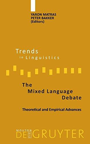 The Mixed Language Debate