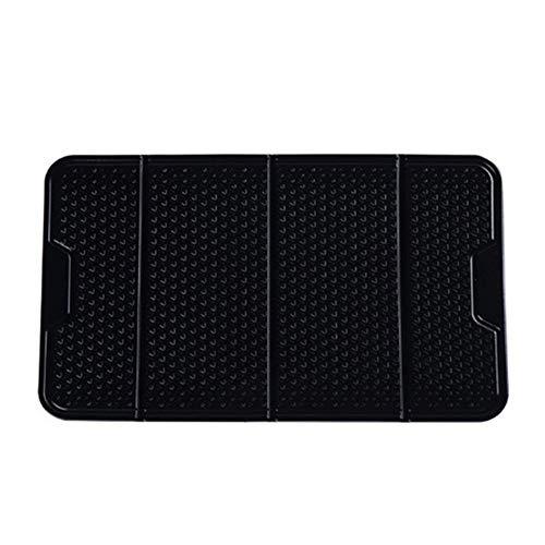 ihreesy Soporte para teléfono móvil, antideslizante, alfombrilla de silicona para salpicadero, universal, compatible con iPhone X 8Plus 8 Galaxy Note 8