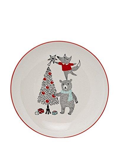 Bloomingville Teller Twinkle Weihnachten