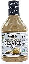 Kewpie Creamy Deep Roasted Sesame Dressing & Marinade Value 4 Packk ( 30 Oz each)
