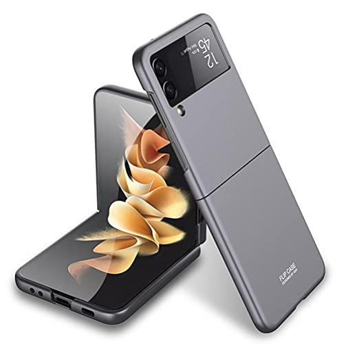 MOONCASE Galaxy Z Flip3 5G Hülle, Ultra Dünn Handyhülle Matte Textur Harte PC Rückseite Shell Flip Cover Stoßfest Schutzhülle für Samsung Galaxy Z Flip3 5G 6.7
