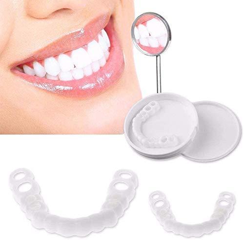 temporary smile cosmetic teeth v...