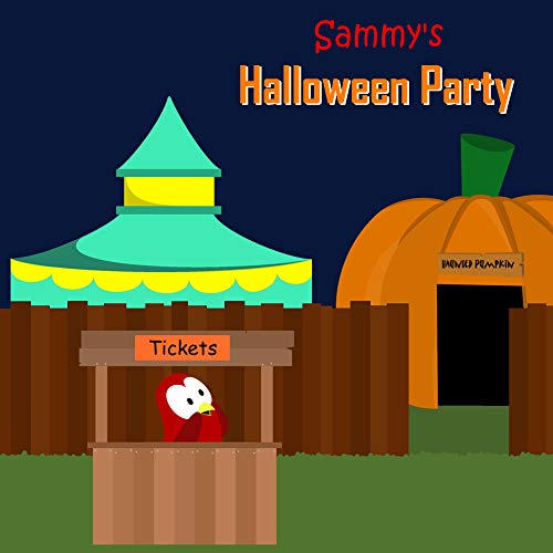 Sammy's Halloween Party (The Adventures of Sammy the Bird) (English Edition)