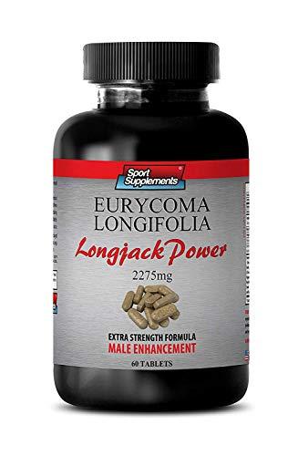 Tongkat ali Root Extract - Longjack Power Eurycoma Longifolia 2275mg -...