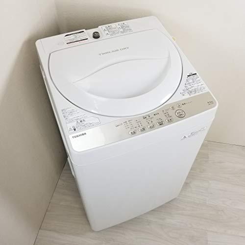 東芝 全自動洗濯機 グランホワイト 4kg AW-4S3(W) AW-4S3(W)