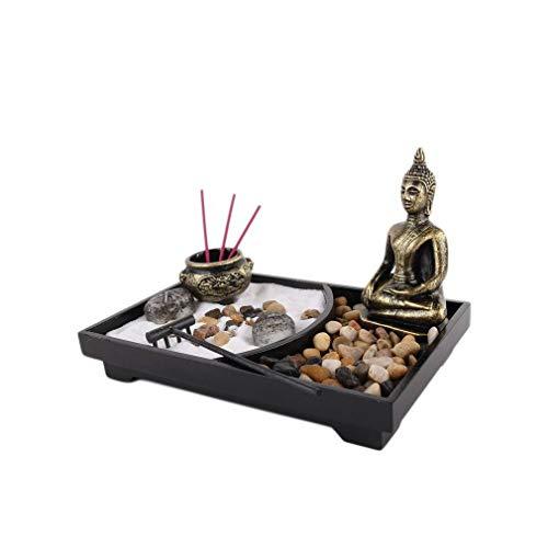 Le jardin zen Bouddha lachineuse