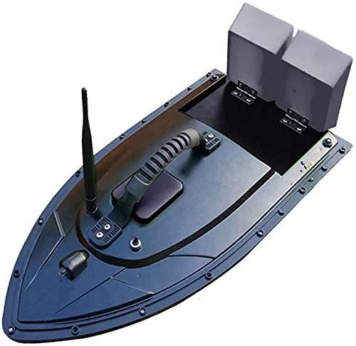COOKTOP Köder Boot Karpfen Fischerei Köder Boat Fish Finder 1.5Kg Laden Von 500M Fernbedienung Angeln Köder Boot RC Boot Intelligent Köderschiff Doppelschicht Warehouse Nesting