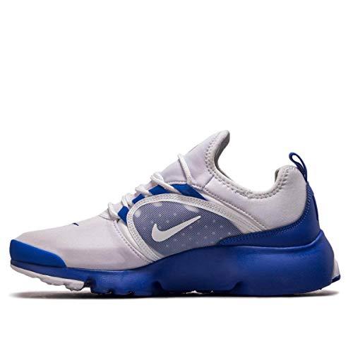 Nike Presto Fly WRLD, Zapatillas de Atletismo para Hombre, Multicolor (White/White/Game Royal/Blueprint 103), 43 EU