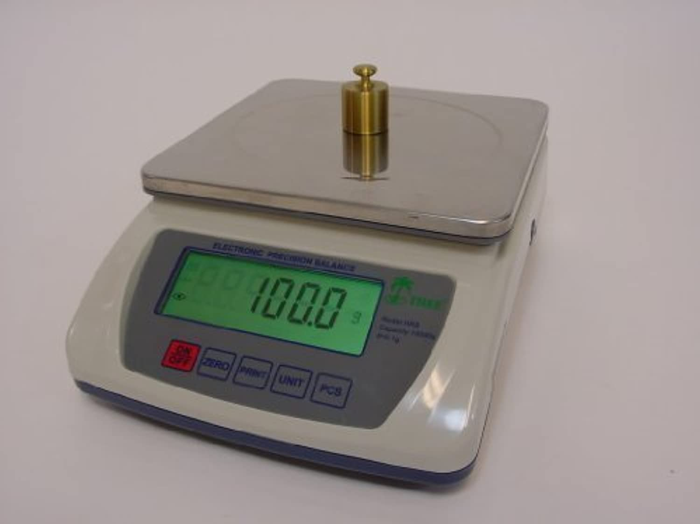LW Measurements DIGITAL SCALE JEWELRY 3000g x 0.1g GRAMS GRAINS by LW Measurements