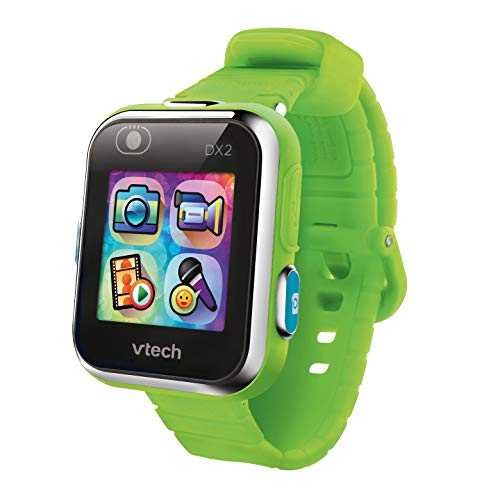 VTech- Kidizoom Smart Watch DX2 para Niños, Color verde (.)