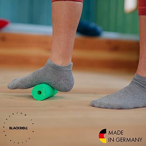 Blackroll Selbstmassagerolle Mini, Schwarz, BRBMBKSAC - 5