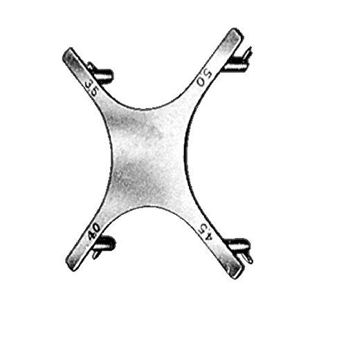 Comdent 34-3064 beugel positionering gaas