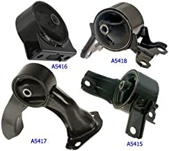 Fits: 2007-2011 Dodge Caliber 2.0L Engine Motor & Trans Mount Full Set 4PCS 07 08 09 10 11 A5415 A5416 A5417 A5418