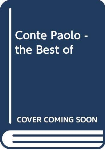 Conte Paolo - the Best of