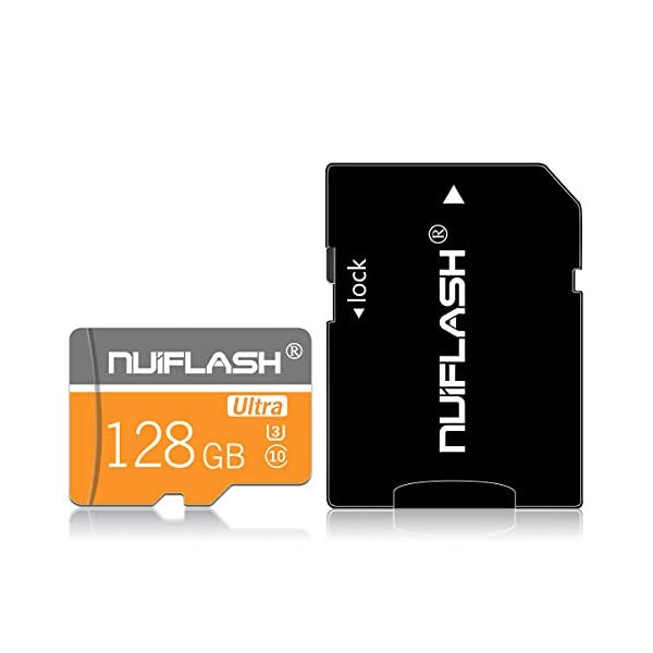 128gb Micro SD Memory Card (Class 10 High Speed) SD Memory Card/TF Card with Adapter...