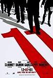 OCEAN'S Eleven 11 - George Clooney – Film Poster Plakat