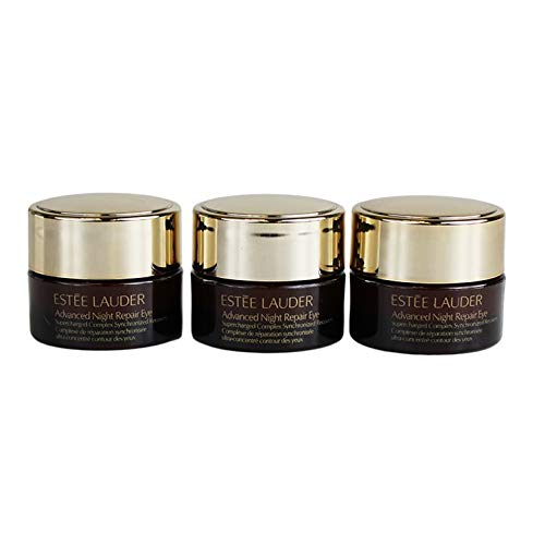 Estee Lauder Advanced Night Repair Eye Supercharged Complex 15 ml/0.5 oz (Jar of 3, 5 ml/0.17 oz each)