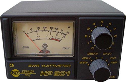 ZETAGI HP-201 ROSMETRO WATTMETRO