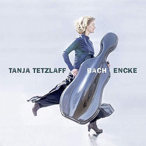 Bach, Encke : uvres pour violoncelle seul. Tetzlaff.