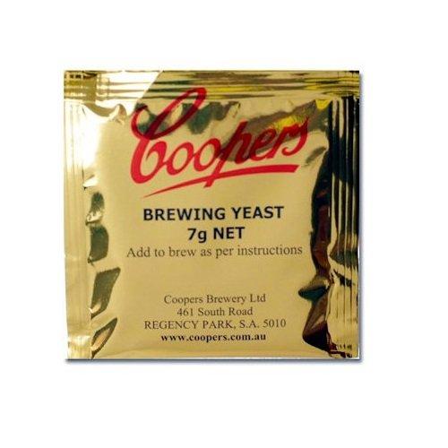 Lievito Secco per Alta fermentazione Confezione da 7 Grammi per 23 Litri di Birra