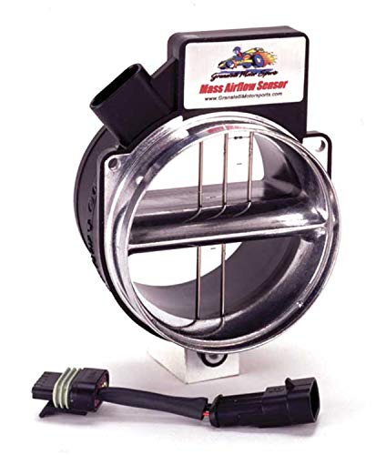 Granatelli Motorsports 350331 Mass Airflow Sensor 85mm. Not 50 State Legal Mass Airflow Sensor