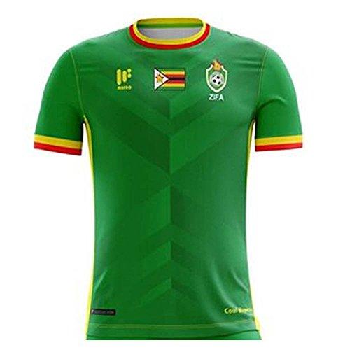 2017-2018 Zimbabwe Home Football Shirt