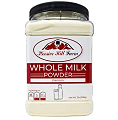 Certified Hormone Free (rBST is also known as rBGH), Gluten Free Whole milk powder is great for use in confections, baked goods, or as a nutrient supplement, Also great for use as an ingredient in dry blends or reconstituted for use as liquid milk Di...