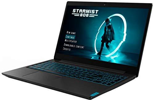 Lenovo - IdeaPad L340 15 Gaming Laptop - Intel Core i5 - 8GB Memory - NVIDIA GeForce GTX 1650 - 256GB Solid State Drive - Black