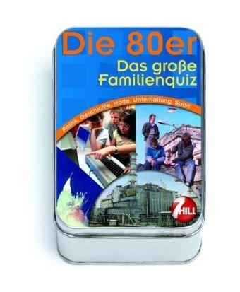 Die 80er - Das große Familienquiz