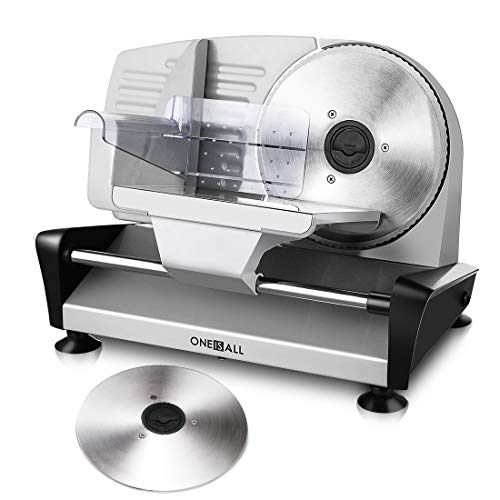 Meat Slicer Electric Deli Food Slicer review