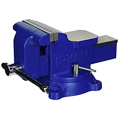IRWIN Heavy-Duty Workshop Vise, 6 , 226306ZR