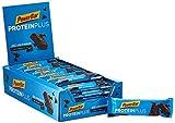 Powerbar Protein Plus Low Sugar Chocolate Brownie - Barritas Proteinas con Bajo Nivel de Azucar - 30 Barras 1005 g